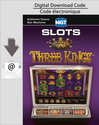 PC IGT Slots Three Kings [Download]