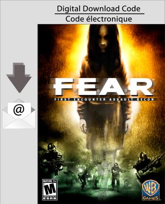 PC F.E.A.R. First Encounter Assault Recon [Download]