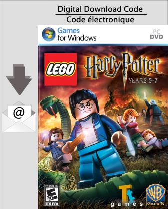 PC LEGO Harry Potter:  Years 5-7 [Download]