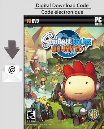 PC Scribblenauts Unlimited [Download]