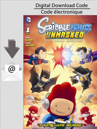 PC Scribblenauts Unmasked: A DC Comics Adventure [Download]