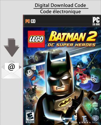 PC LEGO Batman 2:  DC Super Heroes [Download]