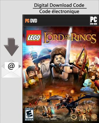 PC LEGO The Lord of the Rings [Download]