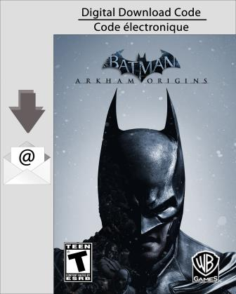 PC Batman Arkham Origins [Download]