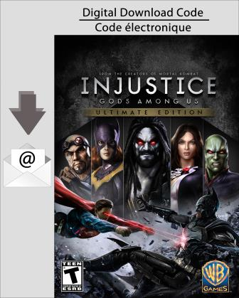 PC Injustice: Gods Among Us Ultimate Edition [Download]