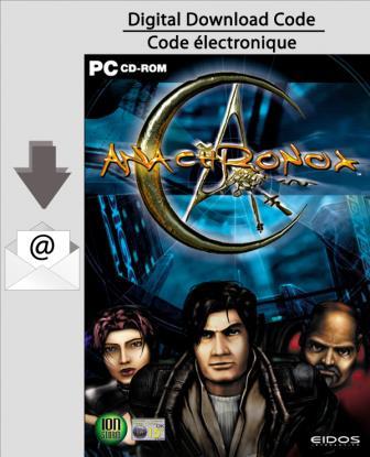 PC Anachronox [Download]
