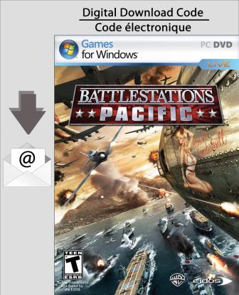 PC Battlestations Pacific [Download]