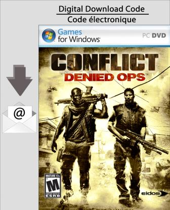 PC Conflict: Denied Ops [Download]