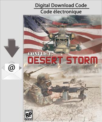 PC Conflict Desert Storm [Download]