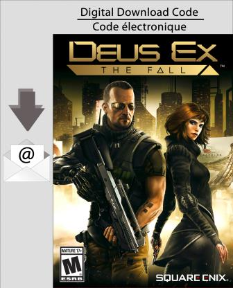 PC Deus Ex: The Fall [Download]