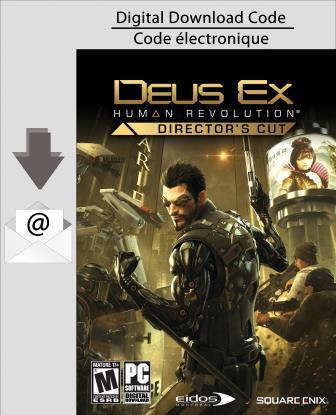 PC Deus Ex Human Revolution Director's Cut [Download]