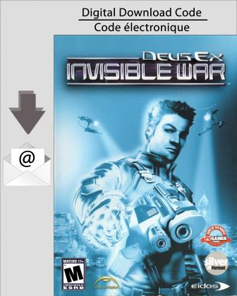 PC Deus Ex Invisible War [Download]