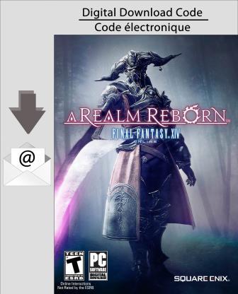 PC Final Fantasy XIV: A Realm Reborn [Download]