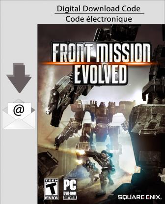PC Front Mission Evolved [Download]