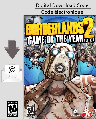 PC Borderlands 2 Game of the Year Edition [Download]