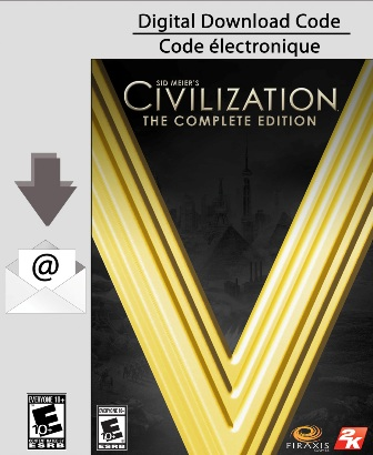 PC Sid Meier's Civilization V: The Complete Edition [Download]