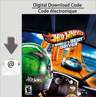 PC Hot Wheels World's Best Driver [Download]