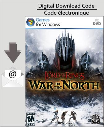 PC Lord of the Rings:  War in the North [Download]