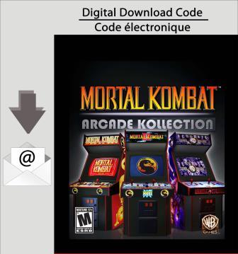 PC Mortal Kombat Arcade Kollection [Download]