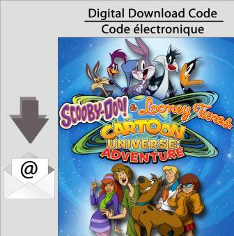 PC Scooby Doo & Looney Tunes Cartoon Universe: Adventure [Download]