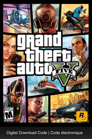PC Grand Theft Auto V [Download]