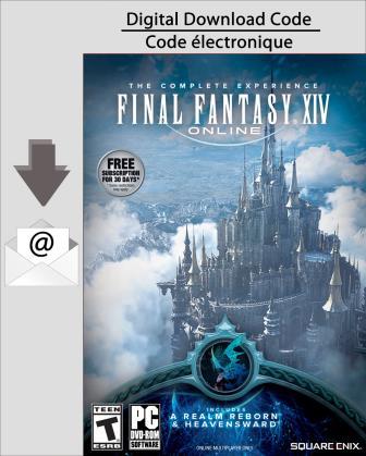 PC Final Fantasy XIV Online  [Download]