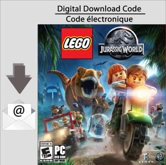 PC LEGO Jurassic World [Download]