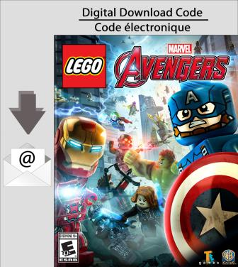 PC LEGO Marvel's Avengers [Download]
