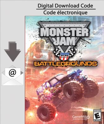 PC Monster Jam Battlegrounds [Download]