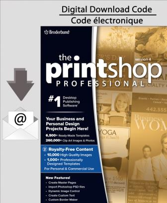 PC Print Shop 4.0 Professional [Download]