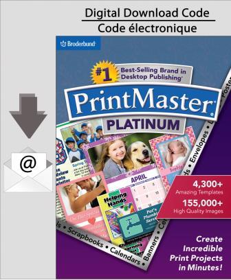 PC PrintMaster 7 Platinum [Download]