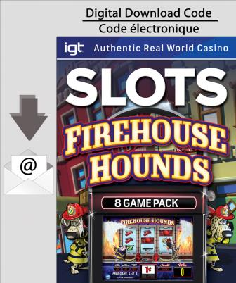 PC IGT Firehouse Hounds 8-Pack [Download]