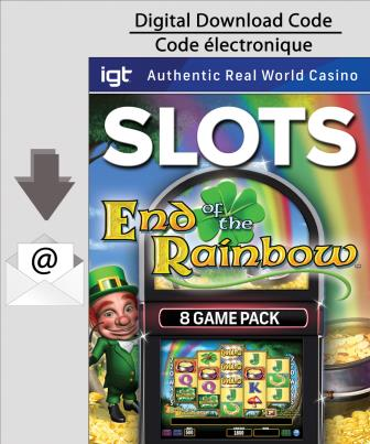 PC IGT End of the Rainbow 8-Pack [Download]