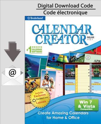 PC Calendar Creator 12.1 [Download]