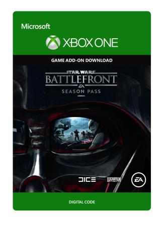 Xbox One Star Wars Battlefront Season Pass [Download]