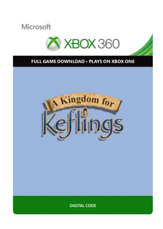 Xbox 360 A Kingdom for Keflings [Download]