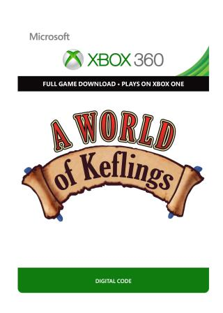 Xbox 360 A World of Keflings [Download]