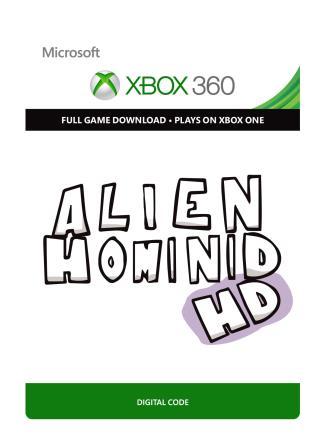 Xbox 360 Alien Hominid HD [Download]