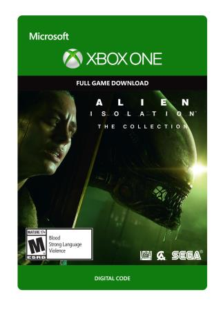 Xbox One Alien: Isolation: The Collection  [Download]