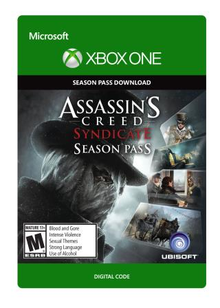 Xbox One Assassin's Creed Syndicate Season Pass [Download]