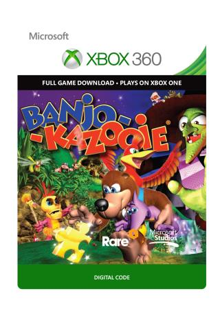 Xbox 360 Banjo-Kazooie [Download]