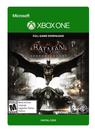 Xbox One Batman Arkham Knight  [Download]