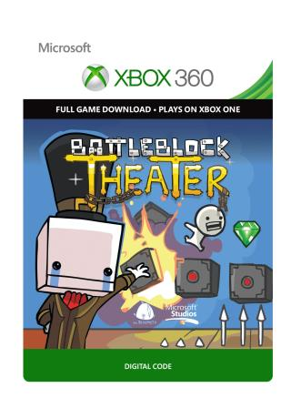 Xbox 360 BattleBlock Theater [Download]
