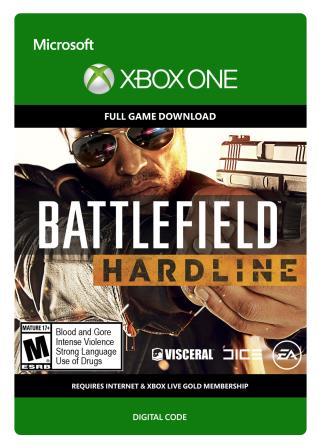 Xbox One Battlefield Hardline  [Download]