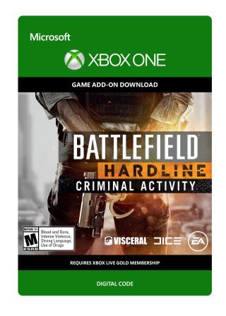 Xbox One Battlefield Hardline Criminal Activity [Download]