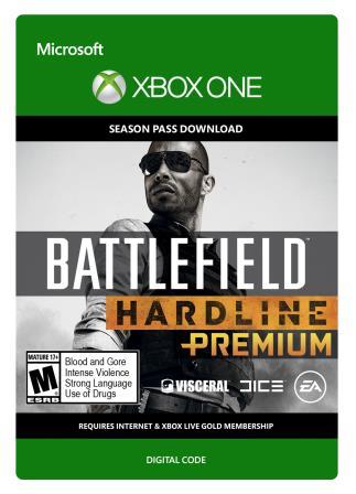 Xbox One Battlefield Hardline Premium [Download]