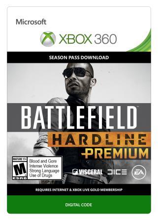Xbox 360 Battlefield Hardline Premium [Download]