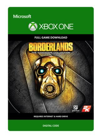 Xbox One Borderlands: The Handsome Collection [Download]