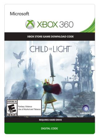Xbox 360 Child of Light [Download]