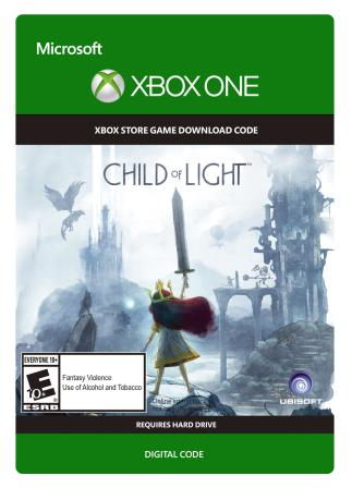 Xbox One Child of Light [Download]